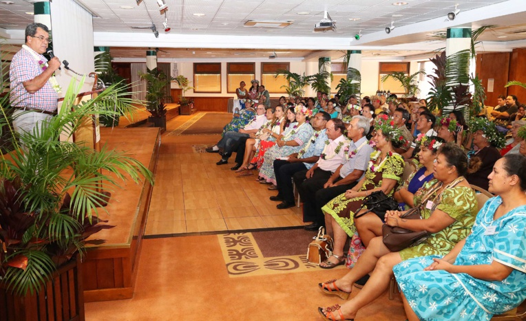 La Direction des affaires foncières réunie en séminaire