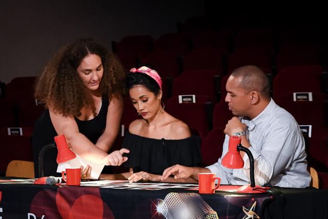 Le jury est composé de Ravanui Teriitaumihau-Lucas, coordinatrice de l'événement, la coach vocal Taloo et Bruno Demougeot, chef d'orchestre.