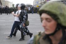 Russie: des centaines de partisans de Navalny interpellés