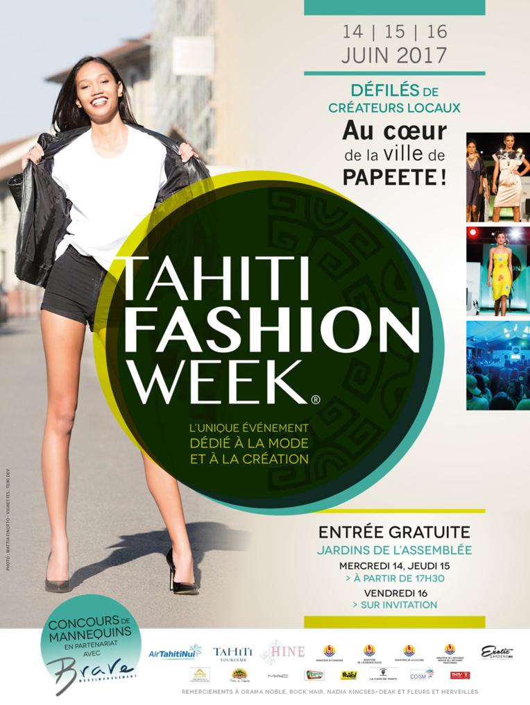 Tahiti Fashion Week : la mode et la création célébrées durant trois jours dès mercredi