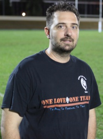 Teiki Dubois Manager du RC Pirae et président de la commission sportive de la FPR