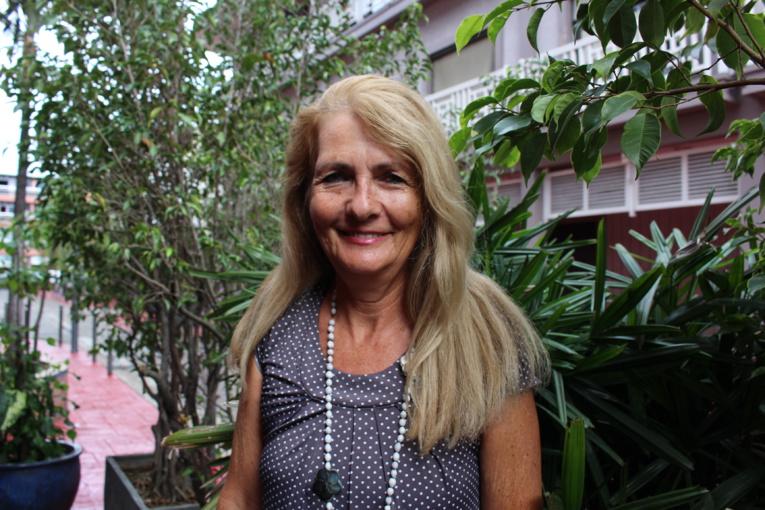 """Avec Wallis découvre Tahiti il y a 250 ans, Corinne Raybaud """"n'a pas la prétention d'être exhaustive"""" mais """"de faire redécouvrir cet instant oublié d'histoire""""."""
