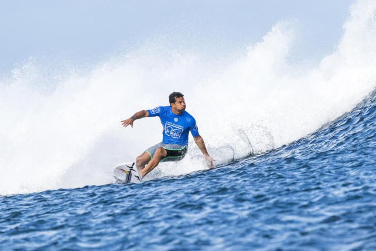 Surf Pro – Fidji Pro : Michel Bourez se hisse à la 3e place MAJ