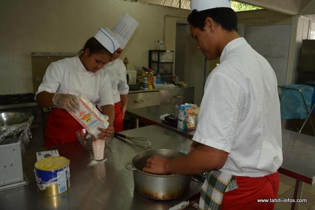 Côté culinaire, des pâtisseries et des confitures seront préparées pour l'occasion.