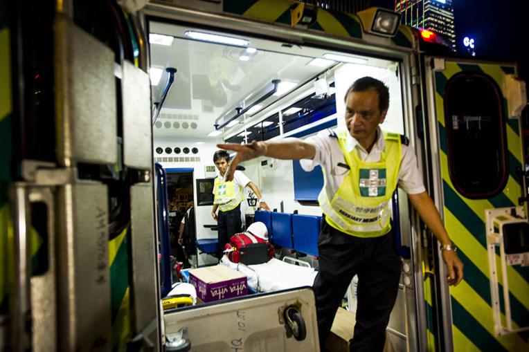 Explosion devant une maternelle en Chine: 7 morts, 66 blessés
