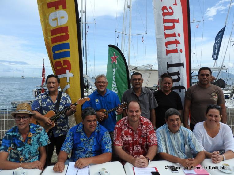 Pour le 14 juillet, Tahiti Music Prod et les organisateurs préparent un show musical de qualité.