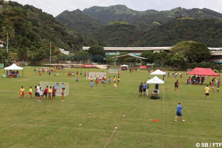 Plus de 400 élèves étaient présents