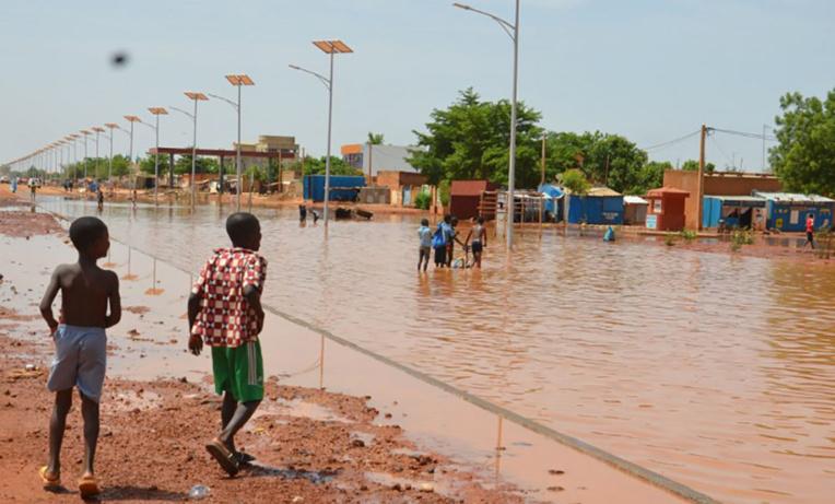 Intempéries: au moins 14 morts au Niger, 11 en Côte d'Ivoire