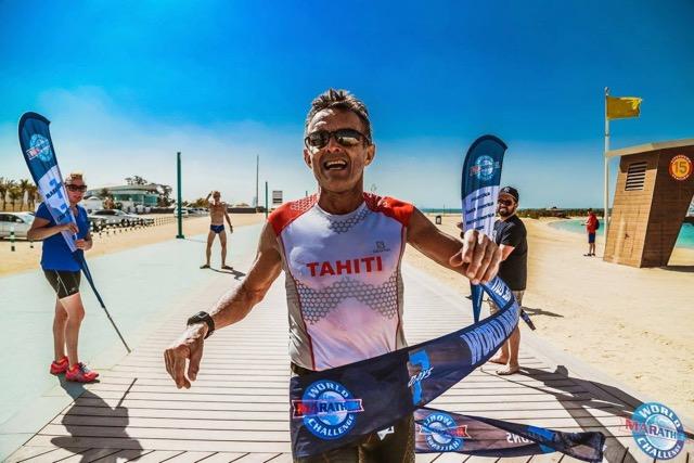 L'ultra marathonien Patrick Candé en route pour le mythique Spartathlon