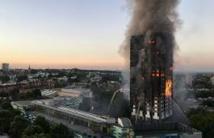 Londres: 58 personnes considérées mortes dans l'incendie de la tour Grenfell