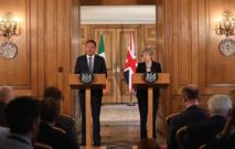 """Brexit: Londres et Bruxelles lancent leurs négociations """"constructives"""""""