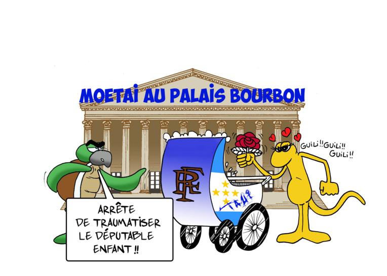 """"""" Moetai député """" par Munoz"""