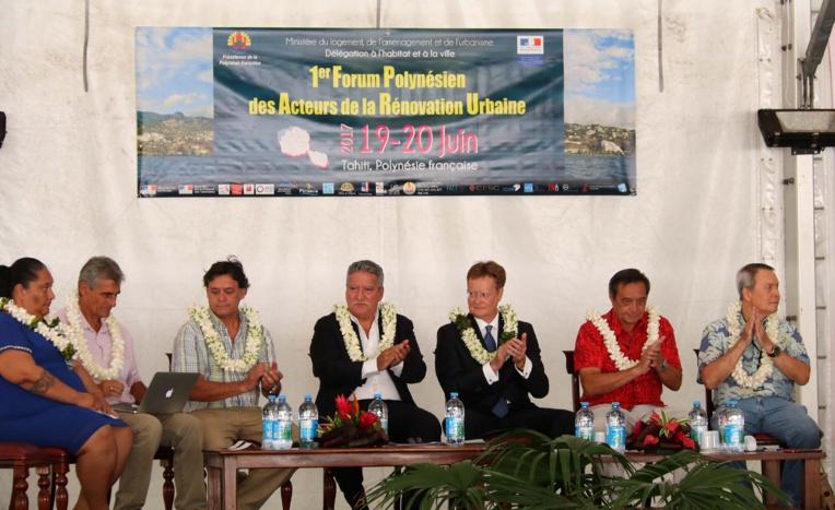 Forum de la rénovation urbaine: deux jours pour essayer d'améliorer nos communes