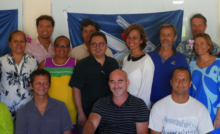 Six écoles de Polynésie française reçoivent le label  Aire Marine Educative 2017-2018