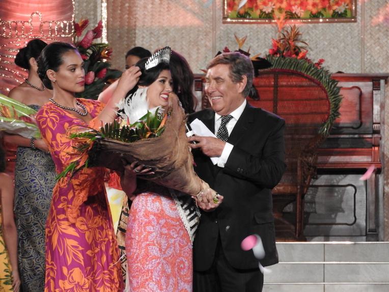 Turouru Temorere, la nouvelle ambassadrice de Polynésie.