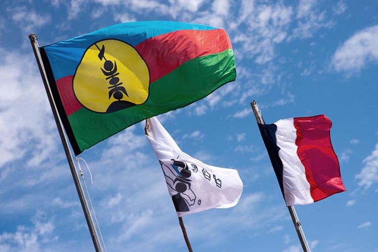 Premier journal télévisé en langues kanak en Nouvelle-Calédonie