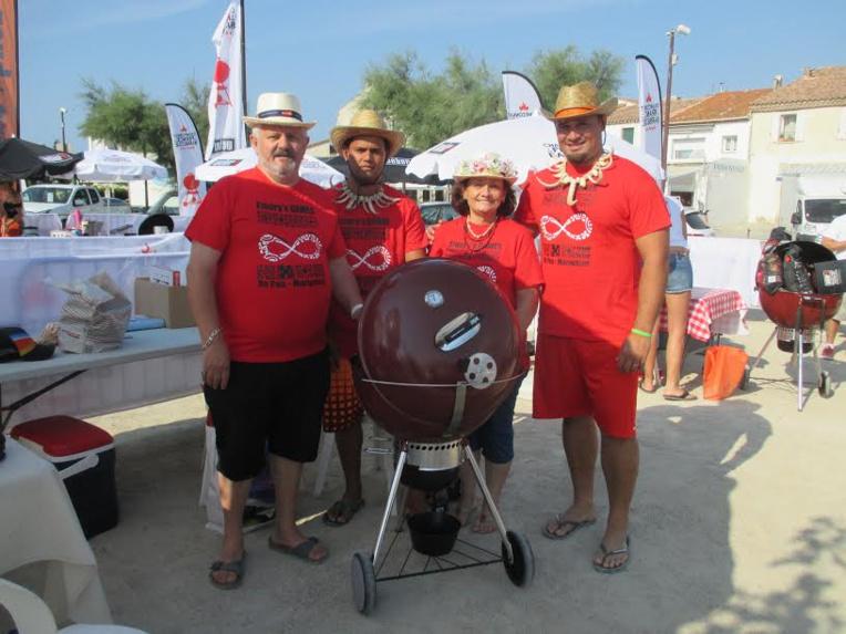 Championnat de France de Barbecue : les Kuatau Ahi, Grill Master 2017