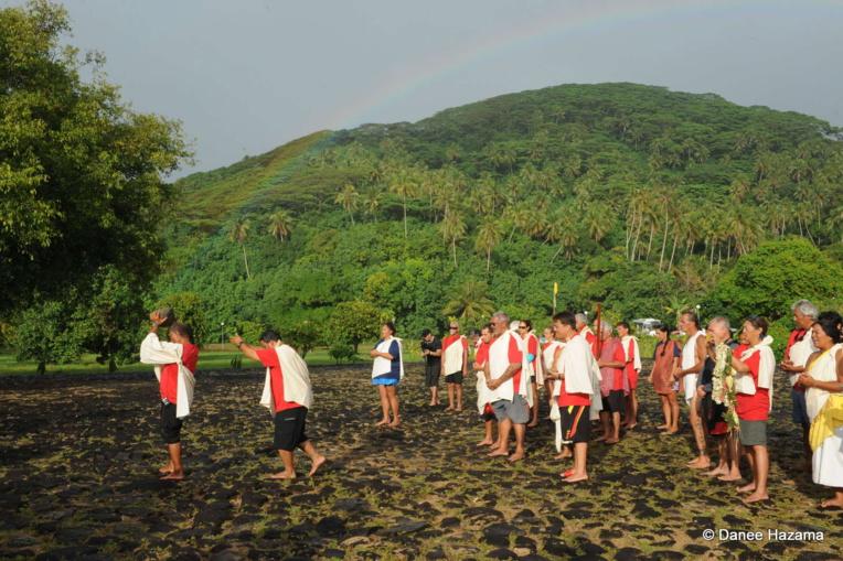 Le haut lieu sacré de Taputapuātea est le berceau de la spiritualité polynésienne et le fondement de sa civilisation.