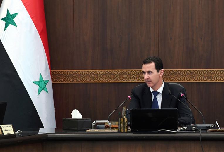 Assad préparerait une attaque chimique, Washington menace de représailles