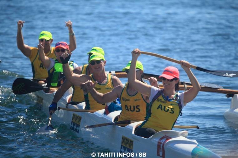 L'Australie s'offre le premier tritre de championne du monde de ces championnats