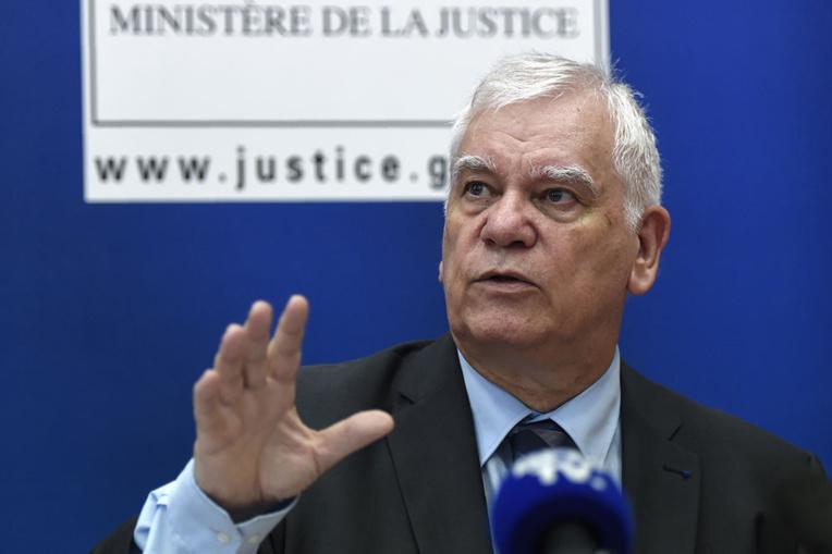 Le procureur général de Dijon, Jean-Jacques Bosc.