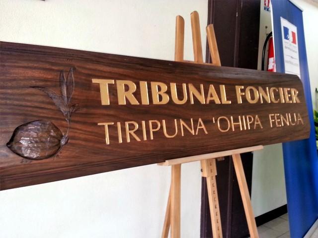 Tribunal foncier : le détail de la procédure bientôt à l'APF
