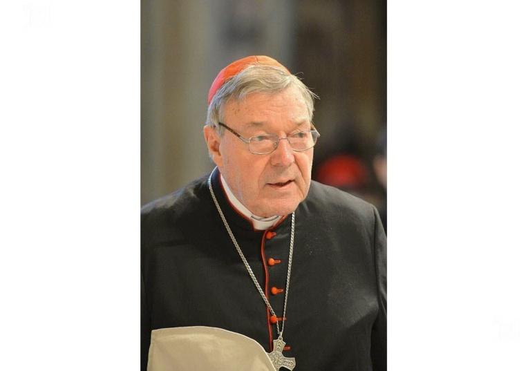 Abus sexuels : le cardinal australien George Pell provoque un scandale au Vatican