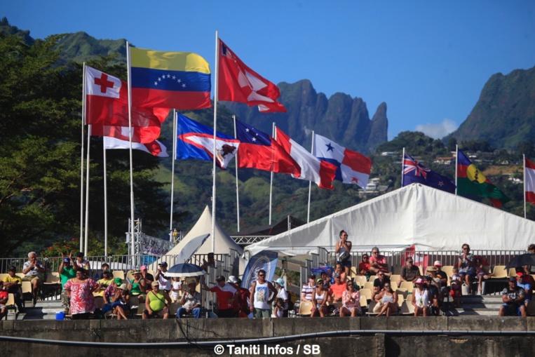 33 pays participants pour ces 1ers championnats du monde