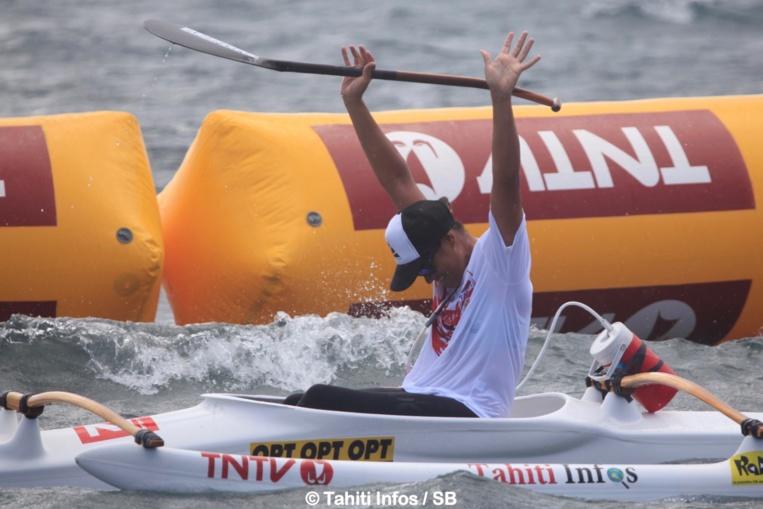 Hinatea Bernadino s'offre une deuxième médaille d'or