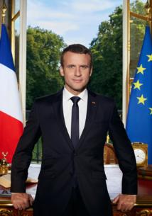 Photo officielle du Président.