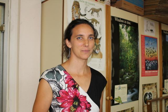 Lucile Stahl avocate au barreau de Valence, juriste de l'environnement, a participé au projet Storisk.