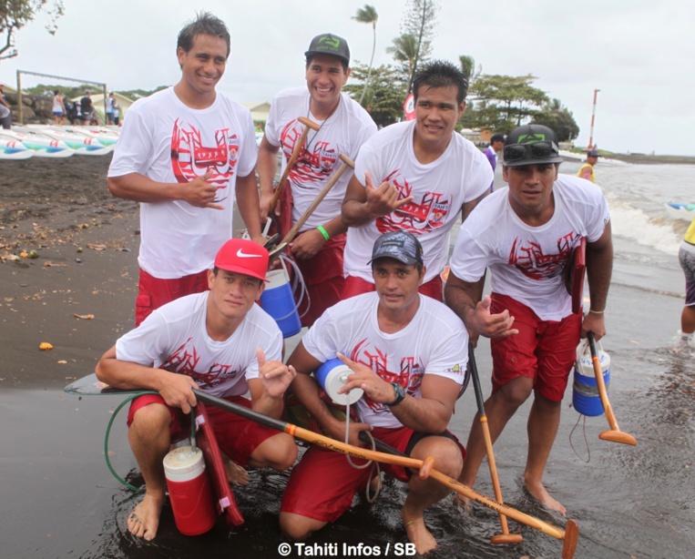 10 médailles d'or au total pour Tahiti