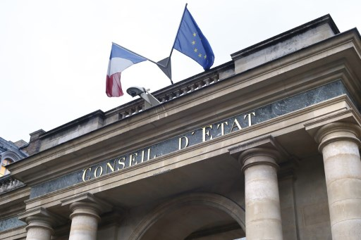 La cour administrative d'appel de Bordeaux avait saisi le Conseil d'Etat en avril dernier. Photo : AFP