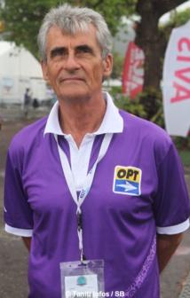 Jean Chicou, président du COL