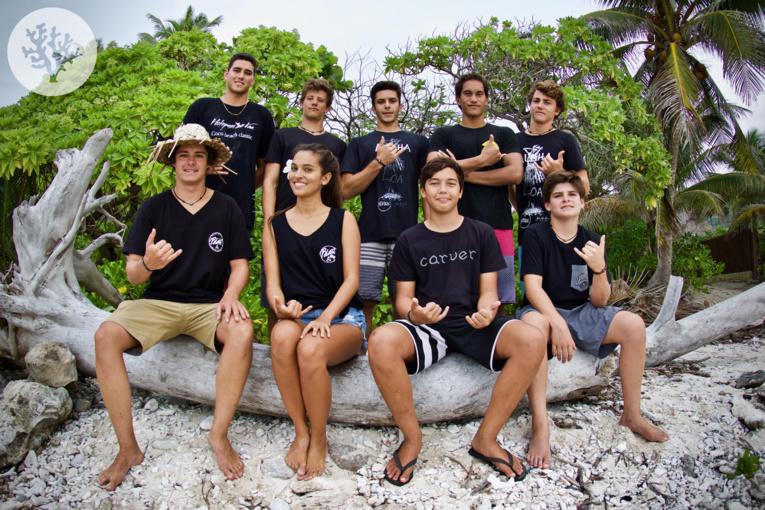 L'association Moorea Coral Gardeners souhaite redonner de la couleur et de la vie aux récifs coralliens.