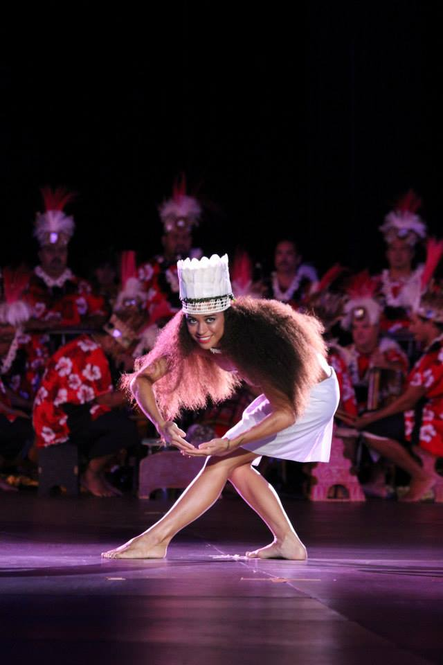 En 2015, Hinavai Raveino du groupe Teva i Tai avait obtenu le 1er prix de la meilleure danseuse. Photos : Maison de la culture