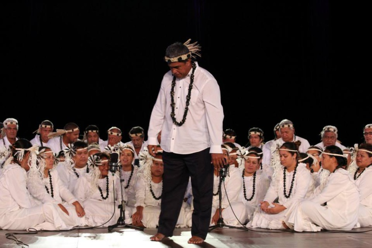 Tamarii Rapa no Tahiti a remporté le 1er prix Tarava Tuhaa Pae en 2015.