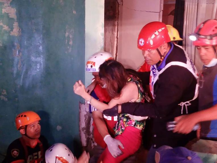Un séisme de magnitude 6,5 fait un mort dans le centre des Philippines