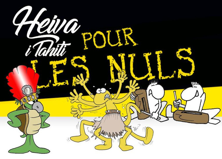 """ Heiva i Tahiti "" vu par Munoz"
