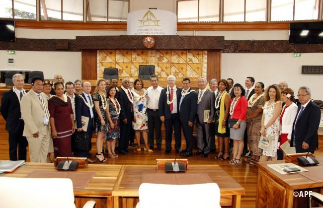 La délégation du Conseil Économique, Social et Environnemental Régional reçue à l'Assemblée