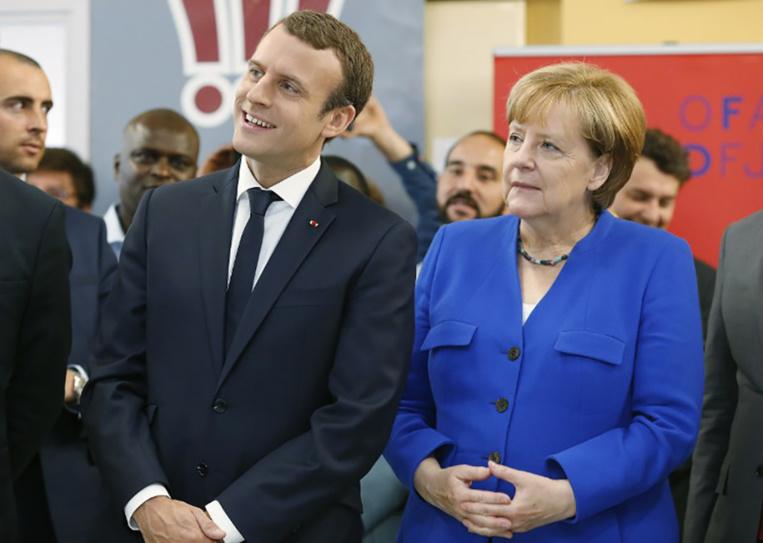 Conseil des ministres franco-allemand: Macron et Merkel misent gros sur la défense