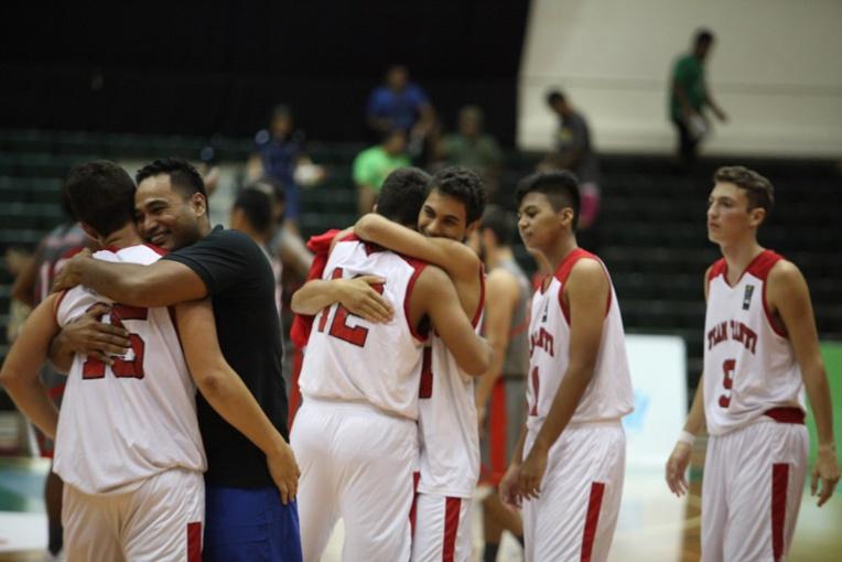 Basket - Oceania U17 : Tahiti décroche l'or face à la Nouvelle-Calédonie