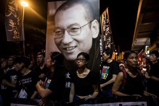 Chine: Liu Xiaobo sans sépulture, ses cendres dispersées en mer