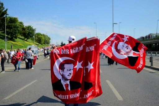 Turquie: un an de purges sans précédent
