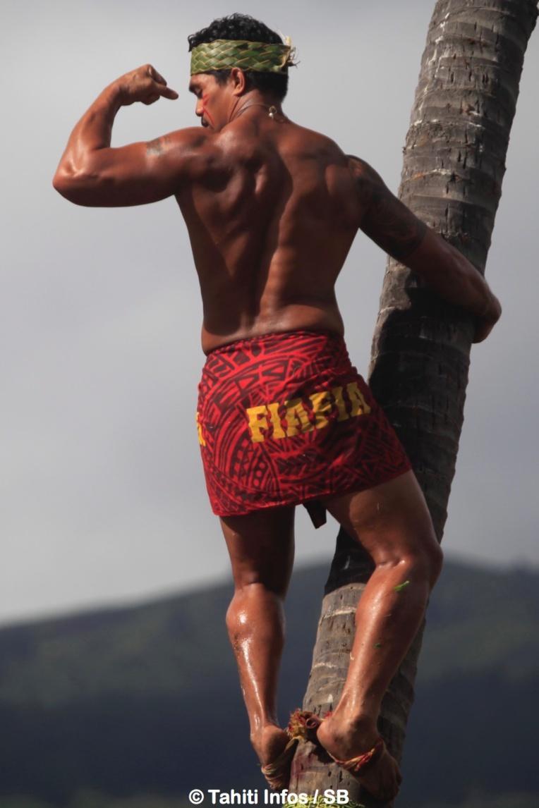 Les visiteurs se sont octroyés les deux premières places mais la Polynésie française n'a pas démérité