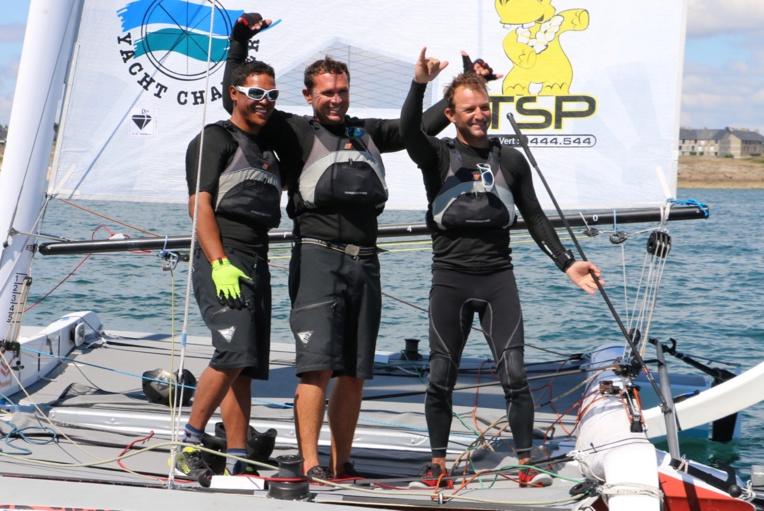 Voile – Tour de France : Tahiti devient le nouveau leader au général