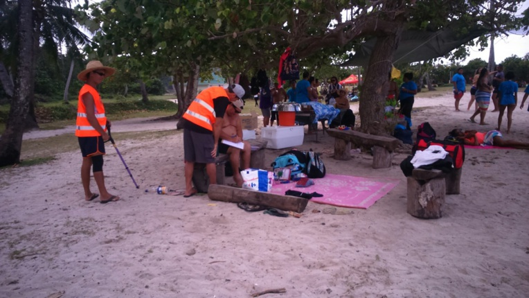 Une nouvelle journée de sensibilisation pour la sauvegarde de la plage publique de Tema'e a été organisée dimanche.