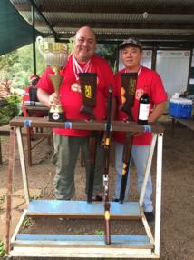 Francis Sanford, lauréat de la compétition organisée le week-end dernier à Tahiti.