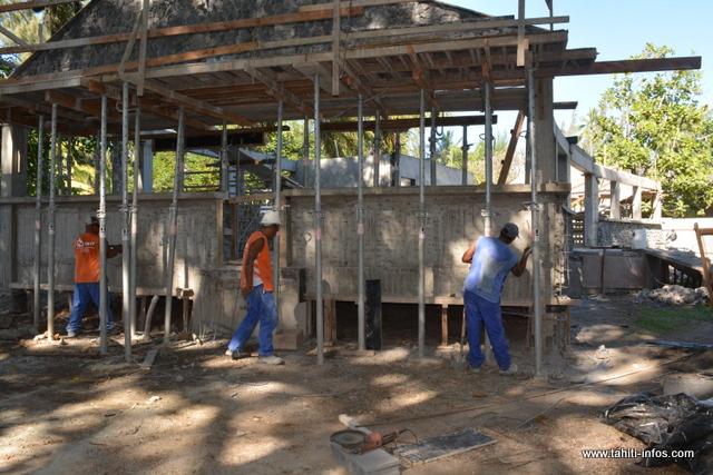Le pays a investi 61 millions de francs pour la rénovation du fare artisanal.