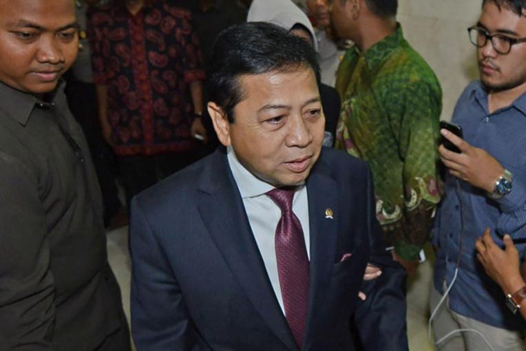 Indonésie: le président du Parlement inculpé de corruption